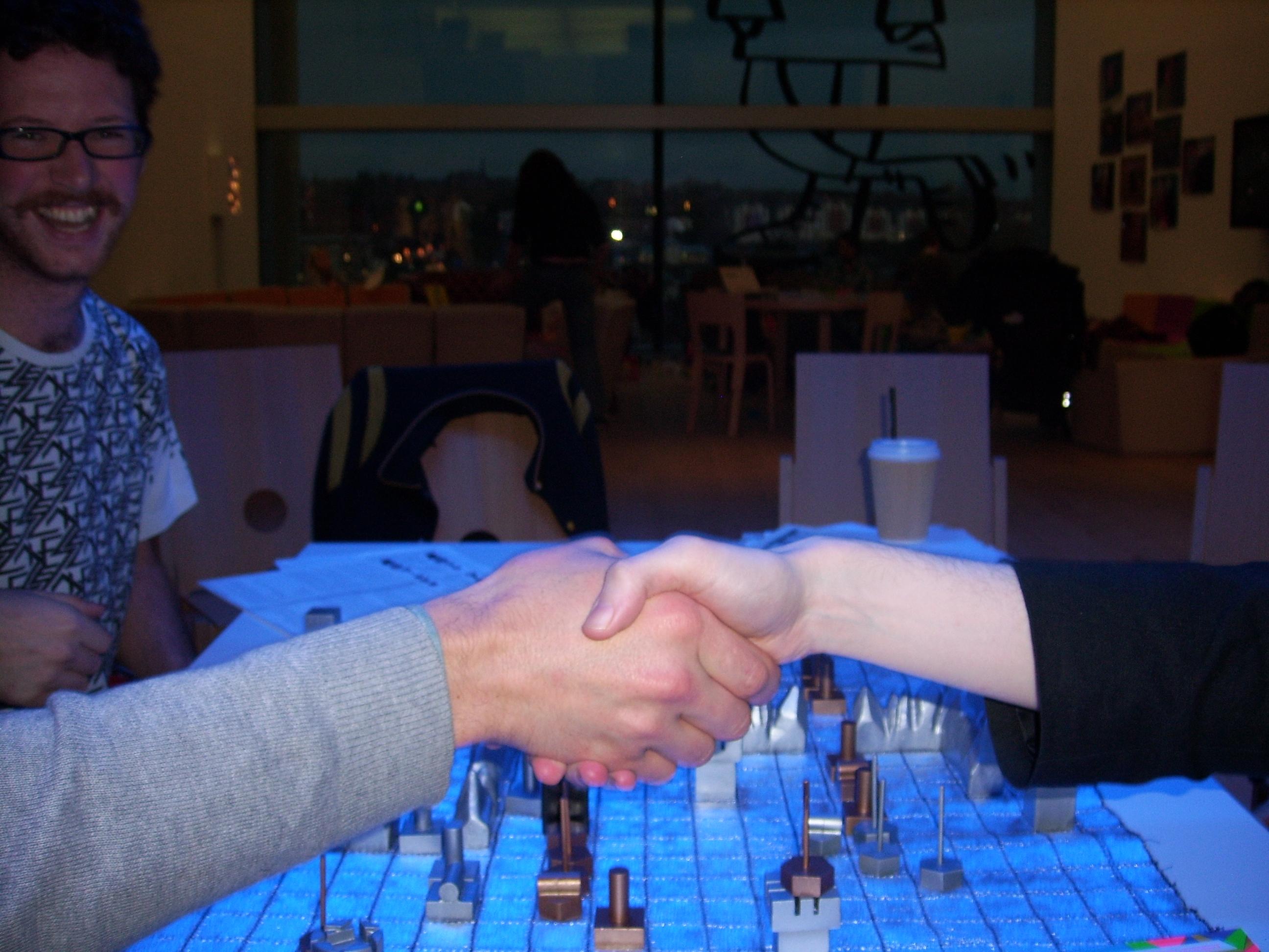 final_handshake