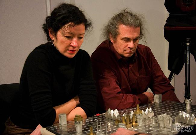 FabianTompsett and Ilze Black