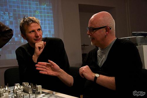 Stefan Lutschinger & Mark Copplestone