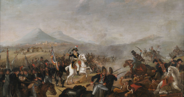 Jean-Simon_Berthelemy_(circle)_Napoleon_in_the_Battle_of_Maringo